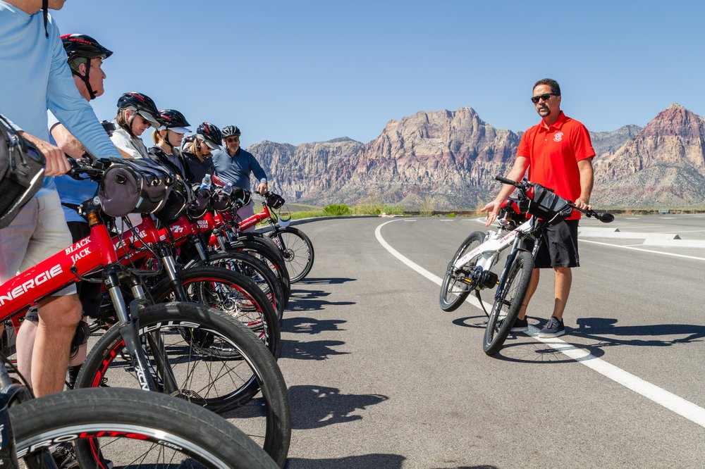 Red Rock Group Tour Guide