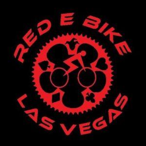 Red E Bike Logo