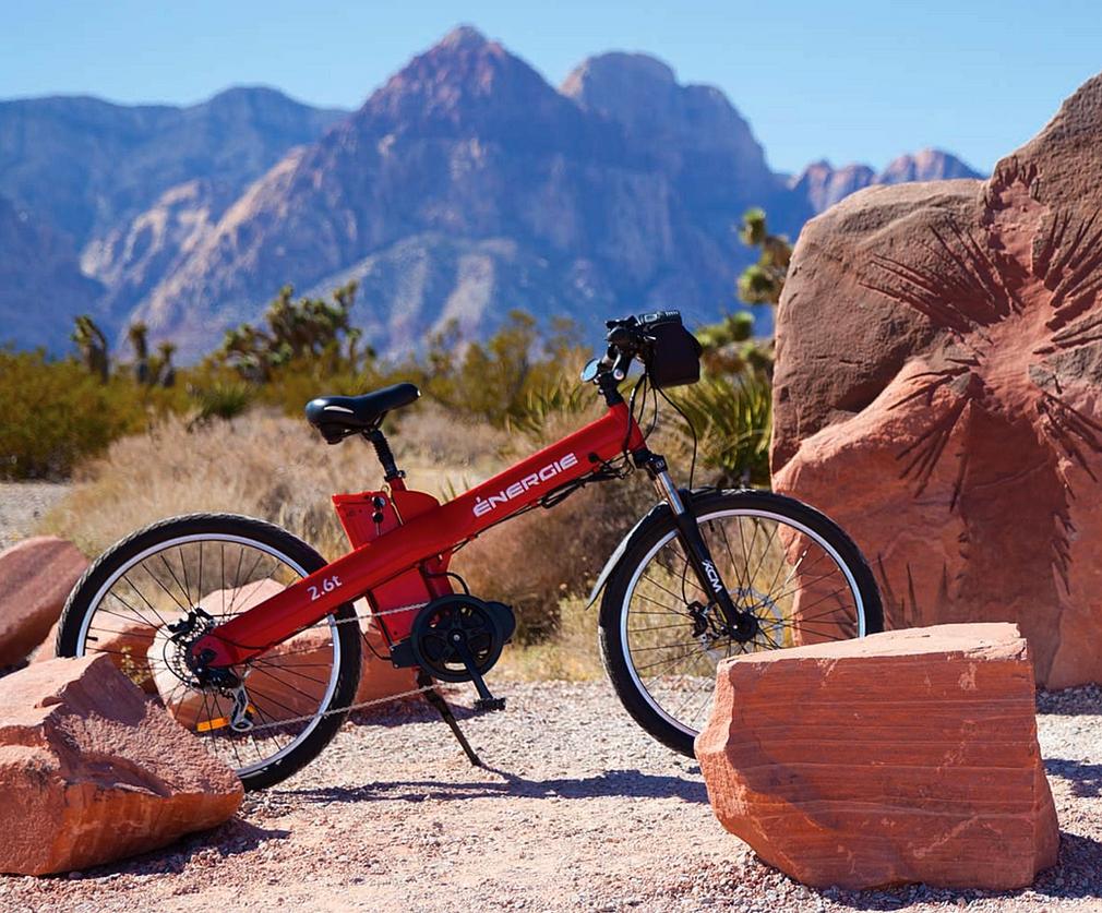 Energie Cycles Bike